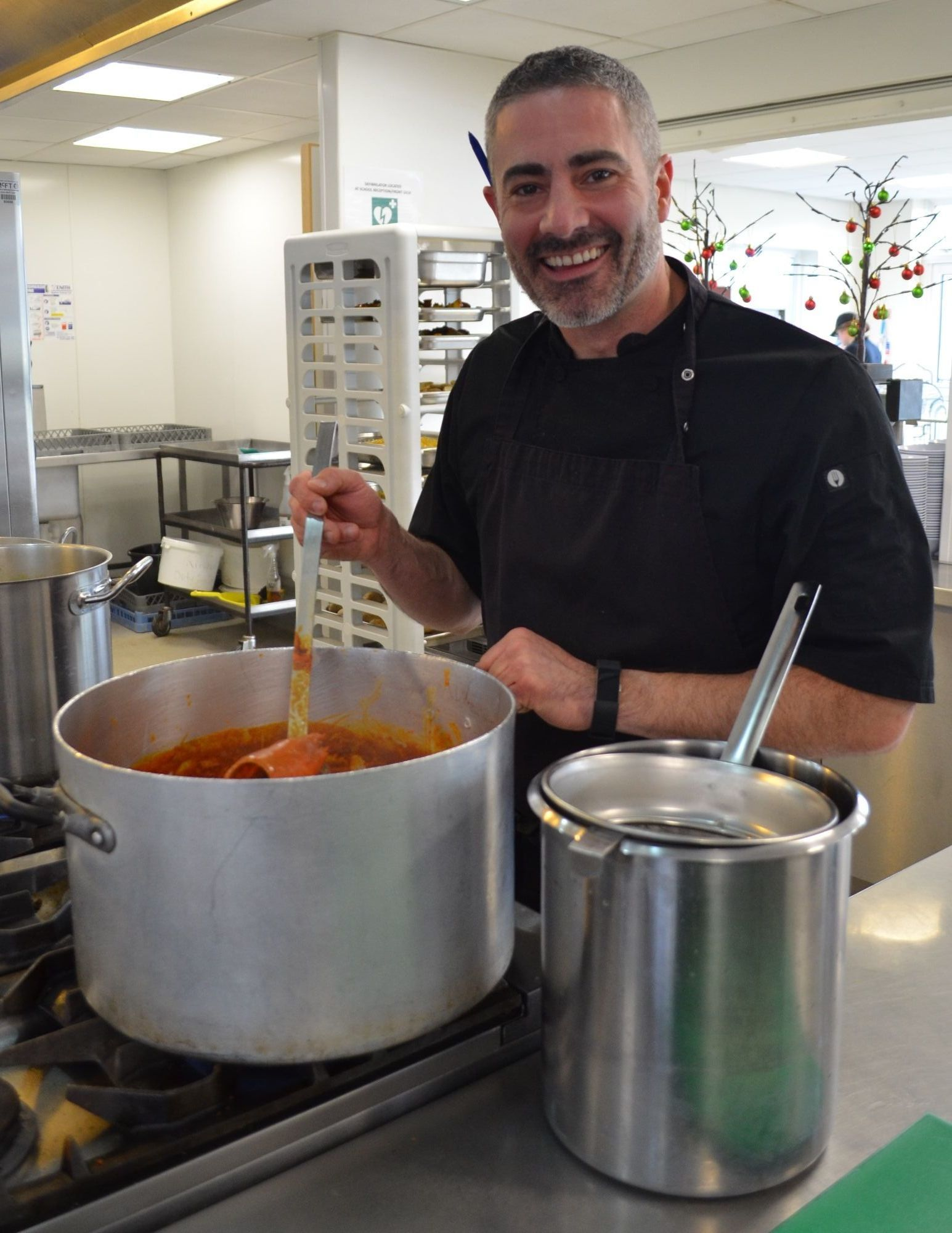 Chef Ian menu 1